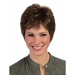 tanie Peruki syntetyczne-Krótki Włosy syntetyczne Przedłużanie włosów Kędzierzawy Klasyczny splot włosów 1szt Other Codzienny Wysoka jakość Damskie Przedłużenia z