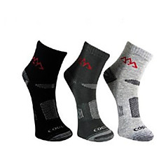 cheap Footwear & Accessories-Men's Hiking Socks Socks Thermal / Warm Quick Dry Breathable Sweat-wicking Limits Bacteria for Camping / Hiking Hunting Fishing Climbing