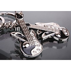 Take The Guitar Creative Little Gift Personality Music Key Buckle