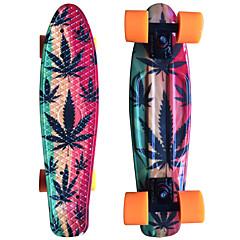22 Inch Standard Skateboards Plastic PP (Polypropylene) Abec-9