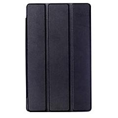 billige Nettbrettetuier-sjenert bjørn ™ skinntrekk stativ tilfellet for Amazon Kindle Brann 7 tablet
