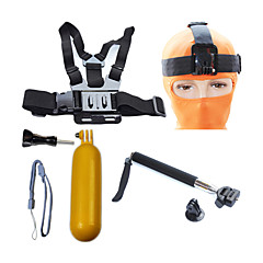cheap Sports Action Cameras & Accessories  For Gopro-Telescopic Pole / Front Mounting / Straps Waterproof / Floating For Action Camera Gopro 6 / Gopro 5 / Xiaomi Camera Diving / Surfing /