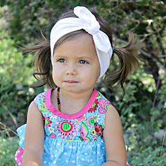 tanie Akcesoria dla dzieci-Dzieci / Brzdąc Dla dziewczynek Bawełna Akcesoria do futerka Zielony / Różowy / Jasnoniebieski / Opaski na głowę