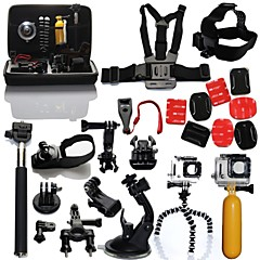 cheap Accessories For GoPro-Case / Bags / Dive Filter / Adhesive Mounts Waterproof / Floating For Action Camera Gopro 6 / All Gopro / Gopro 5 Surfing / Diving / Ski