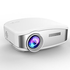C6 LCD Mini Projeksiyon SVGA (800x600) 1200 Lumens LED 0.672916666666667