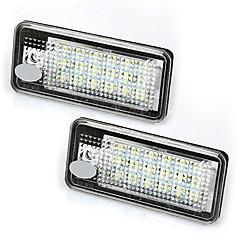 billige Kjørelys-2pcs Bil Elpærer 3W LED Baklys For Audi B6 / 4F / 8 POENG
