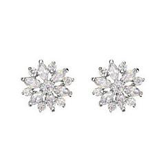cheap Earrings-Women's Others Flower - Regular Classic Earrings For Party