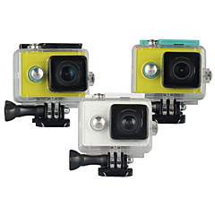 Case/Bags Waterproof Housing Case Mount / Holder Waterproof Floating For Action Camera Xiaomi Camera Hunting and Fishing Boating Diving &