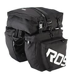 お買い得  自転車用バッグ-Rosewheel 35 L 自転車用リアバッグ / 自転車用サイドバッグ 調整可能, 大容量, 多機能の 自転車用バッグ ナイロン 自転車用バッグ サイクリングバッグ サイクリング / バイク