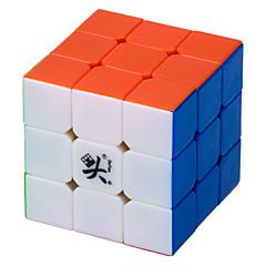 preiswerte -Zauberwürfel 3*3*3 Glatte Geschwindigkeits-Würfel Magische Würfel Puzzle-Würfel Profi Level Geschwindigkeit Silvester Kindertag Geschenk