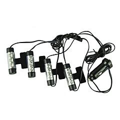 billige Interiørlamper til bil-ZIQIAO Bil Elpærer 5W Integrert LED 300lm 12 LED interiør Lights