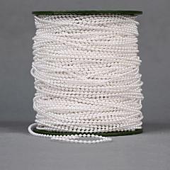 Effen Kleur Bergkristal Bruiloft Linten-1 Stuk / Set Lint van Rhinestone