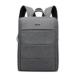 tanie Torby na laptopa-15,6-calowy laptop wodoodporna unisex plecak plecak plecak podróże plecak tornister dla MacBook / Dell / HP, etc