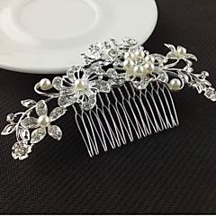 baratos -Alloy Hair Peep Hair Tool Headpiece Estilo clássico feminino