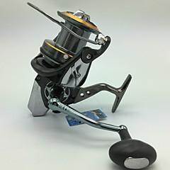 Spinning Reels / Trolling Reels 4.7:1 10+1 Ball Bearings Exchangable Sea Fishing & Boat Fishing - AFL11000 DONGMENG