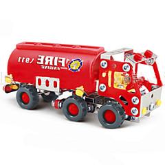 Sets zum Selbermachen 3D - Puzzle Metallpuzzle Spielzeugautos Feuerwehrauto Spielzeuge Auto Heimwerken Stücke