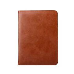 luxo caso ultra fino à prova de choque de despertar automático / inteligente capa de couro para iPad 4/3/2 (cores sortidas)