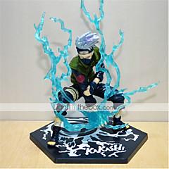 נתוני פעילות אנימה קיבל השראה מ Naruto Hatake Kakashi PVC CM צעצועי דגם בובת צעצוע