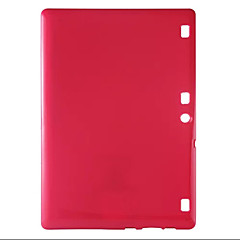 billige Nettbrettetuier-Bakdeksler Støtdempere silikon Tilfelle dekke for 10.1 tommer (ca. 25cm) Lenovo IdeaPad Lenovo