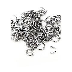 baratos Miçangas & Fabricação de Bijuterias-vilam®10 pcs liga de zinco 8mm ganchos muito rígidos usados para conectar jóias