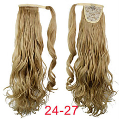 cheap Wigs & Hair Pieces-top grade quality synthetic wavy ponytail