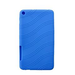 billige Nettbrettetuier&Skjermbeskyttere-Etui Til Huawei Bakdeksel Tablet Cases Helfarge Myk Silikon til