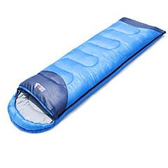 billiga Sovsäckar, madrasser och liggunderlag-BSwolf Sovsäck Utomhus 15°C Rektangulär Håller värmen Fuktighetsskyddad Vattentät Vindtät Damm säker för Höst Vinter