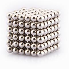 Jouets Aimantés Blocs de Construction Boules Magnétiques 512 Pièces 5mm Jouets Aimant Chic & Moderne Haute qualité Circulaire Cadeau