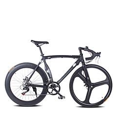 אופני נוחות כביש אופניים רכיבת אופניים 14 מהיר 700CC/26 אינץ' SHIMANO TX30 דיסק בלימה BB5 ללא דאמפים ללא דאמפים רגיל