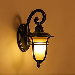 Χαμηλού Κόστους Ξεχωριστές απλίκες-Ρουστίκ/Εξοχικό Λαμπτήρες τοίχου Για Μέταλλο Wall Light 110-120 V 220-240 V 5wW