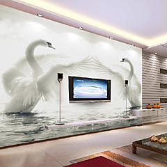 cheap -Painting Home Decoration Contemporary Wall Covering Material Adhesive required Mural, Room Wallcovering