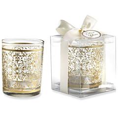 cheap Candle Favors-Vegas Theme Asian Theme Classic Theme Baby Shower Candle Favors - 1 Candle Holders Gift Box