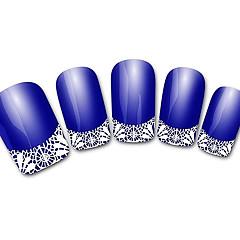 Sanat Sticker Nail Makyaj Kozmetik Sanat Tasarım Nail