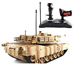 Tank Radiostyrt Bil Klar-Til-Bruk Tank Fjernkontroll/Sender Batteri for bil Brukerhåndbok Batterilader