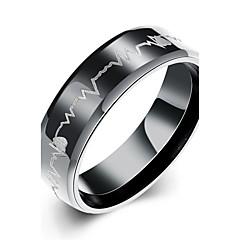 指輪 タッセル / ファッション / ボヘミアスタイル / パンクスタイル / 調整可能 / 愛らしいです 結婚式 / パーティー / 日常 / カジュアル / スポーツ ジュエリー バンドリング / ステートメントリング 1個,7 / 8 / 9 / 10