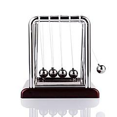미니 데스크탑 뉴턴의 요람 고전 뉴턴 크래들 균형 공 과학 심리학 퍼즐 책상 장난감