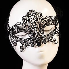 billige Originale moroleker-Haloween-masker Halloween Utstyr Halloween Tilbehør Maskerademasker Sexy blondemaske Hodeutstyr Hage Tema Nyhet Ferie Eventyr Tema