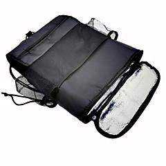 bil bagsædet hængende arrangør multifunktionelle termisk kølerummet arrangør taske væv boks
