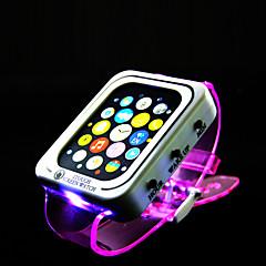 tanie Instrumenty dla dzieci-Oświetlenie LED Smart / Lśnienie / inteligentny PVC / Gumowy / ABS 1 pcs Prezent