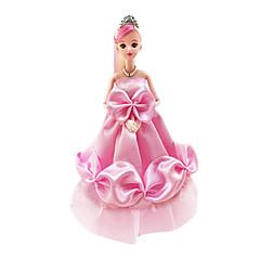 preiswerte Puppen-Puppen Puppenkleidung Spielzeuge Hochzeitskleid Abendkleid Mädchen Stücke