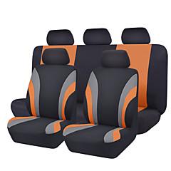 車 ユニバーサル レッド / ブルー / グレー / オレンジ シートカバー&アクセサリー