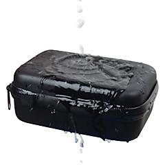 tanie Kamery sportowe i akcesoria GoPro-Torby Wodoodporne Wygodny Dla Action Camera Gopro 5 Gopro 4 Gopro 3+ Gopro 2 Narciarstwo Univerzál AUTO Sporty na śniegu Łowiectwa i