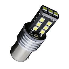billige Baklys til bil-2stk 1156 P21W BA15s LED CANbus 15smd 2 835 backup reversere hale bremselys DC 12V-24V