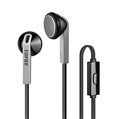 billiga Hörlurar med öronsnäckor-H190P EARBUD Kabel Hörlurar Plast Mobiltelefon Hörlur mikrofon / HI-FI headset