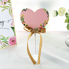 cheap Place Cards & Holders-Plastic Table Number Cards Standing Style Gift Box Wedding Reception