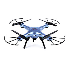 RC Drone SYMA X5HW 4-kanaals 6 AS 2.4G Met 0.3MP HD Camera RC quadcopter FPV LED-verlichting Headless-modus 360 Graden Fip Tijdens Vlucht