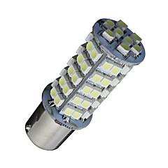 billiga LED-lampor för bil-2x vit bil rv 1156 BA15s 68-smd svans backup omvänt ledde glödlampor 1141 1156a