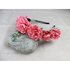 cheap Party Headpieces-Fabric Headbands Headpiece Wedding Party Elegant Feminine Style