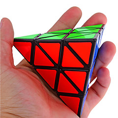 cheap -Magic Cube IQ Cube Shengshou Pyramid Alien Smooth Speed Cube Educational Toy Puzzle Cube Professional Level Speed Smooth Birthday Classic & Timeless Kid's Adults' Toy Boys' Girls' Gift