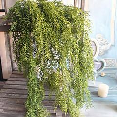 povoljno Umjetno cvijeće-Umjetna Cvijeće 1 Podružnica Moderna Biljke Zidno cvijeće